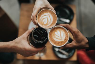 Dancer & #CoffeeAddict? Consider this: