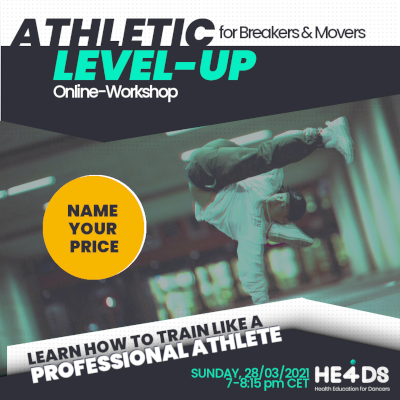 Workshop: ATHLETIC LEVEL-UP
